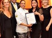 Club Mirador reconoció Chef María Marte