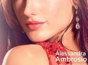 Alessandra Ambrosio sensual belleza campaña perfume Fascina