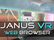 JanusVR, navegador para realidad virtual