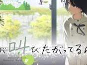Estrenos Anime: Septiembre 2015