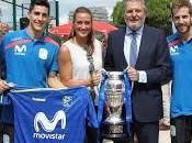 Movistar Inter recibe reconocimiento Ministro Méndez Vigo Semana Europea Deporte organizada