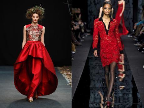rojo pasión Especial tendencias otoño-invierno 2015:2016