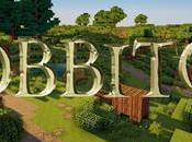 Hobbiton estilo Minecraft