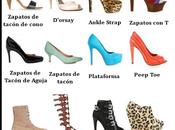 Como escoger mejor zapato para piernas