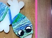 ANIMALES DIY: Manualidades caseras niños reciclando cartón