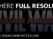 [Spoiler] equipo Capi imagen promocional filtrada Captain America: Civil