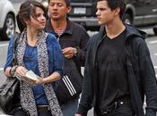 Selena Gómez Taylor Lautner, juntos nuevo