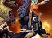 """Venom: Spaceknight"" maestro Ariel Olivetti regresa Marvel."