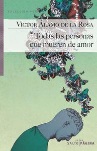 novela, personas, amor, mueren, muerte, victor, álamo, rosa, escritor, canario