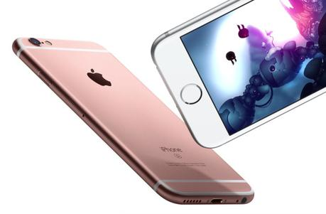 Apple anuncia los nuevos iPhone 6s y 6s Plus