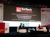 innovadores emprendedores asistieron primera edición #EmtechEC