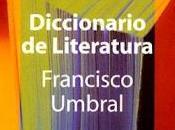 Diccionario Literatura