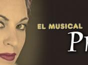 princesa roja, musical estreno octubre