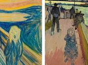 otoño Gogh Munch Ámsterdam.