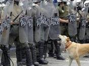Adiós Lukánikos, símbolo protestas griegas