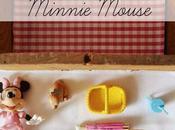 diorama minnie mouse