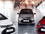 Toyota Yaris 2016, nuevas versiones Bi-Tone Style