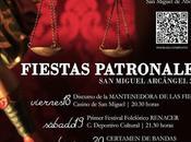 Fiestas Patronales Miguel Arcángel 2015