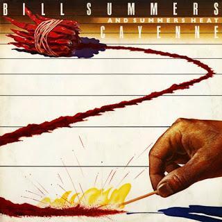 Bill Summers Summers Heat On Sunshine