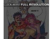 Mary Jane Watson reparto Invincible Iron