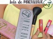 SORTEO Lote Maquillaje para animar 'rentrée'