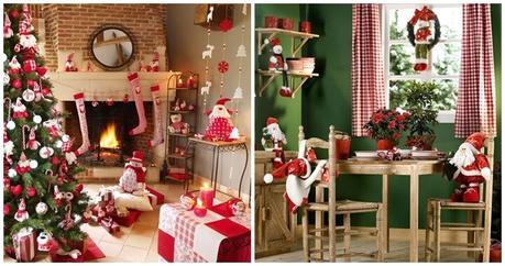 5 ideas para decorar la casa en navidad paperblog - Adornos de navidad para decorar la casa ...
