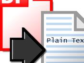 Convertir archivo texto desde terminal
