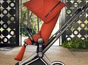 Cybex Priam diseño homenajea Eames