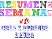 Semana Crea aprende Laura