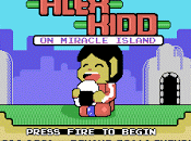 desarrollo espectacular remake Alex Kidd para Texas Instruments TI99/4A