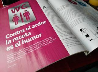 Hablando sobre publicidad de productos sensibles en la revista Capital