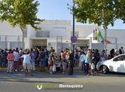 Consejera Educación Junta Andalucía, inaugura temporada escolar 2015-2016 Montequinto