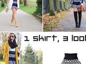 skirt, looks