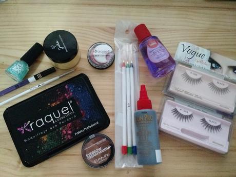 Haul Krika, maquillaje colombiano y más.