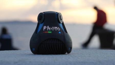 Estas son las cámaras para grabar video en 360°