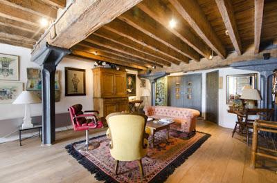 Apartamento rustico tipo loft en canary wharf paperblog - Apartamento tipo loft ...
