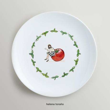 Ilustradores a la mesa, un proyecto solidario que une ilustración y gastronomía