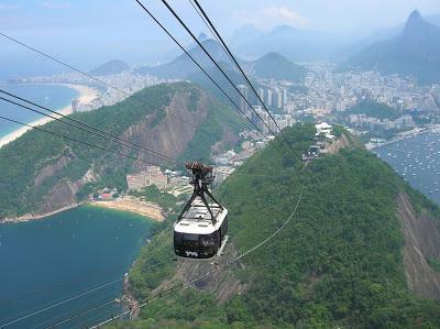 Río de Janeiro, Pan de Azucar, Brasil, La vuelta al mundo de Asun y Ricardo, round the world, mundoporlibre.com