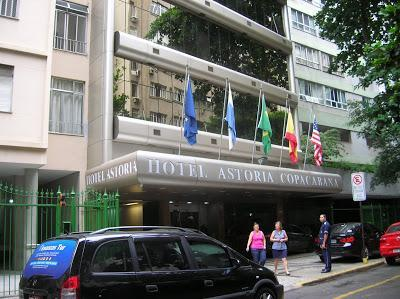 Hotel Astoria Copacabana, Río de Janeiro, Brasil, La vuelta al mundo de Asun y Ricardo, round the world, mundoporlibre.com