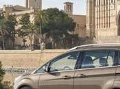 Pequelia visita Lommel (Bélgica) para prueba familiar Ford C-Max