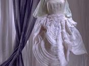 Masterpiece. seashell dress john galliano