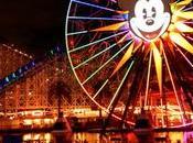 Disneyland, cena lugar reservado para shows