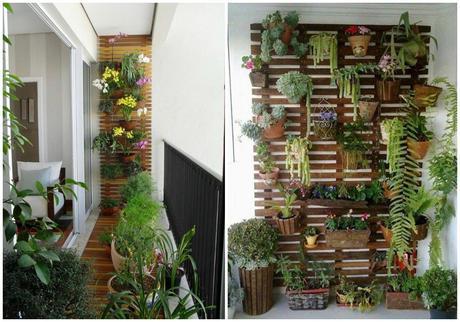Jard n vertical paperblog for Plantas decorativas en leroy merlin