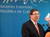 Canciller cubano presenta Informe sobre efectos Bloqueo 2015 confirma asistencia Raúl Castro Descarga Informe)