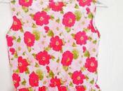 Blusa plumeti estampado flores