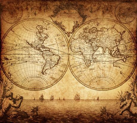 Deco Inspiración...Volvemos a Clase de Geografía