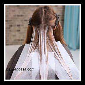Balayage rubio dorado en el cabello, a mano alzada paso a paso !