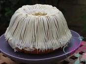 Bundt cake leche condensada chocolate blanco
