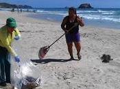 voluntarios Playas Nueva Esparta