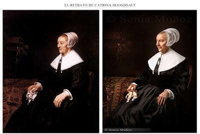 Reproducen fotográficamente con enfermos de cáncer y voluntarios los grandes cuadros de Goya y Velázquez en Yecla